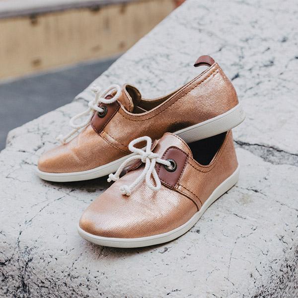Nízka obuv do mesta