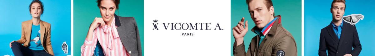 0d57f4437b35 Vicomte A. KAEL JUMPER VICOMTE A Modrá - Bezplatné doručenie ...