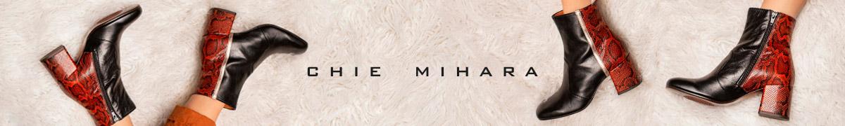 f719b04ad5 Chie Mihara FEDORA Čierna - Bezplatné doručenie